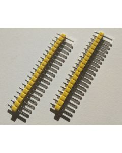 Colored Pin Headers / YELLOW
