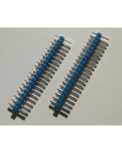 Colored Pin Headers / BLUE